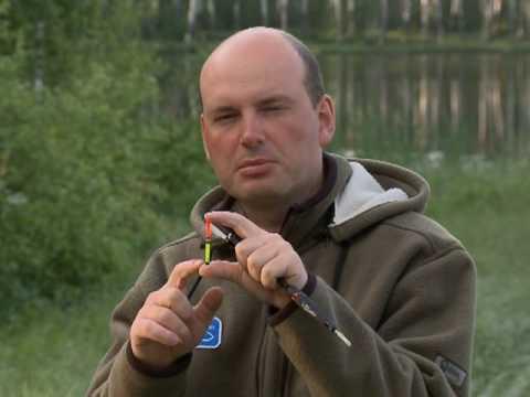Профессиональная рыбалка. Сезон 2. Матчевая ловля: выбор поплавков