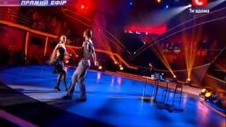Tango - SYTYCD Ukraine (Dmitrik Roman & Ilona Gvozdeva)