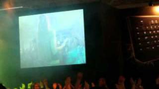 gamescom 2010 Razer Babes Dancing and Game Battle of the Immortals