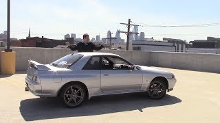 Nissan Skyline GT-R: детали и вождение