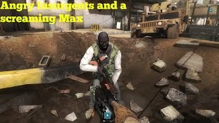 Insurgency: Max's manly screams