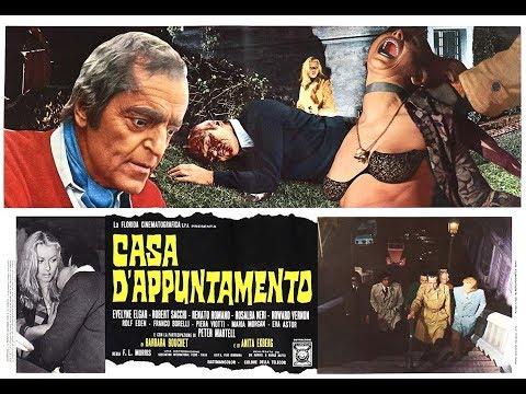 'The French Sex Murders' (1972)  # Ferdinando Merighi#