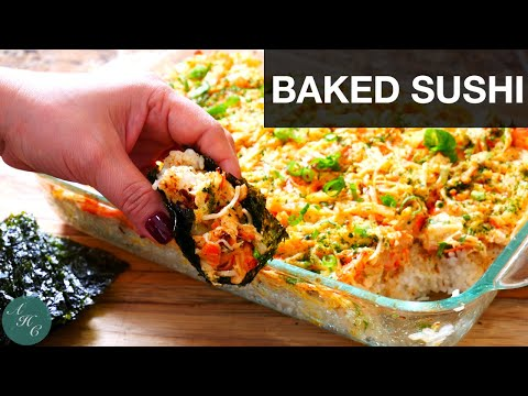 Baked Salmon Tray with Grain and Tomato plants
