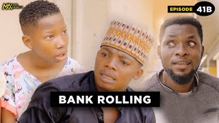 BANK ROLLING - Mark Angel TV (Throw Back)