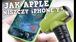 Jak Apple niszczy iPhone'y?📱🔨 | AppleNaYouTube