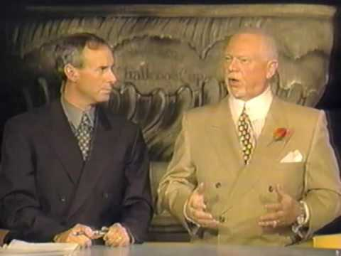 """Vintage Coach's Corner, """"Ottawa don't hit, they don't fight..."""""""