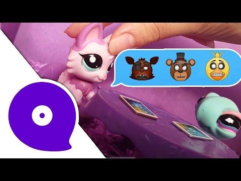 LPS: FNAF Emojis!