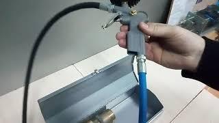 Видео инструкция по сборке оборудования для восстановления амортизаторов
