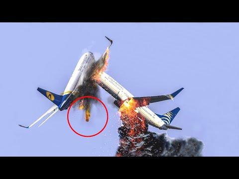 Airplanes Crash on Landing Dangerous Top 10