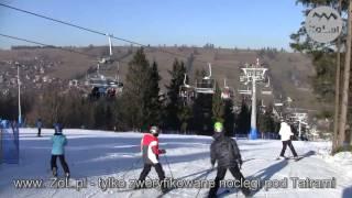 Ski Suche - Nowa stacja narciarska k/Zakopanego  30.12.2012