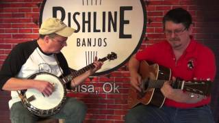 """Old Dangerfield"" w/ free banjo tab."
