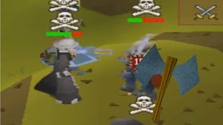 99 Range Rune Thrownaxe Ravaging LIVE PK Commentary SUPER UNDERRATED OSRS
