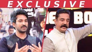 Kamal said in BIGG BOSS easily – Aadhi
