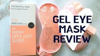 Gel Eye Mask Review | Amazon | Grace & Stella