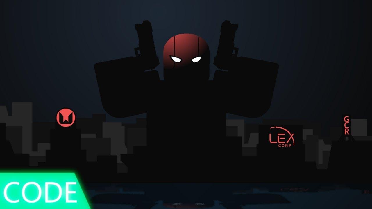 red hood - batman arkham generations