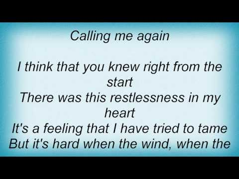Fairground Attraction - The Wind Knows My Name Lyrics