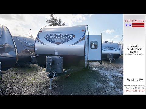 2016-forest-river-salem-26tbud-travel-trailer-for-sale-near-portland,-oregon