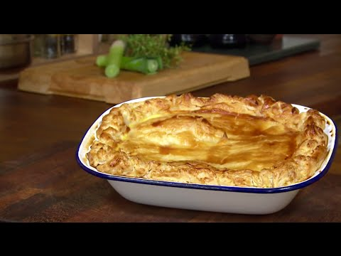 Angeline S Home Cooks Episode 4 Chicken And Leek Pie
