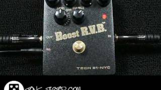 Tech 21 Boost R.V.B. Analog Reverb Emulator