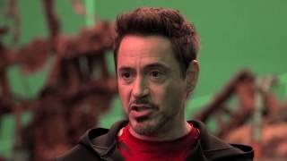 Мстители: Война бесконечности. Часть 1 (О съемках)