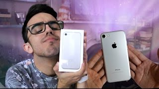 iPhone 7 Unboxing & Review | Sebastian Cevallos