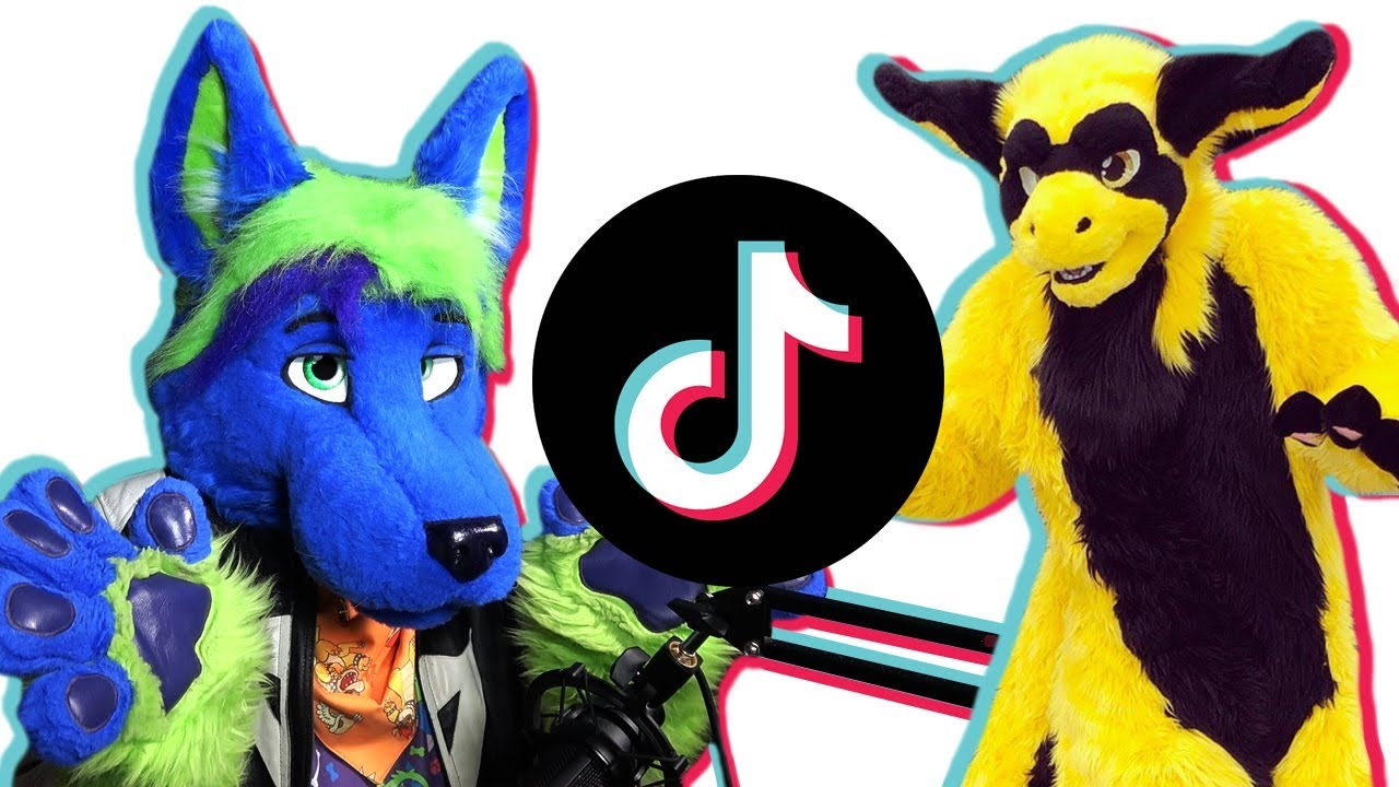 Making a Furry Tik Tok With Barry