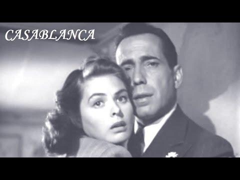 Casablanca 1942 - Film réalisé par Michael Curtiz