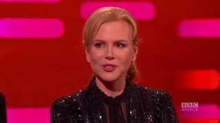 Nicole Kidman Was Very Shy Singing With Robbie Williams - The Graham Norton Show on BBC America