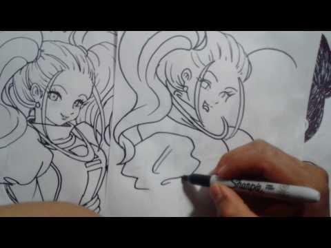Dibuja Hentai Paso a Paso de LA NUEVA ANGEL HERMANA DE VADOS XDEIOS