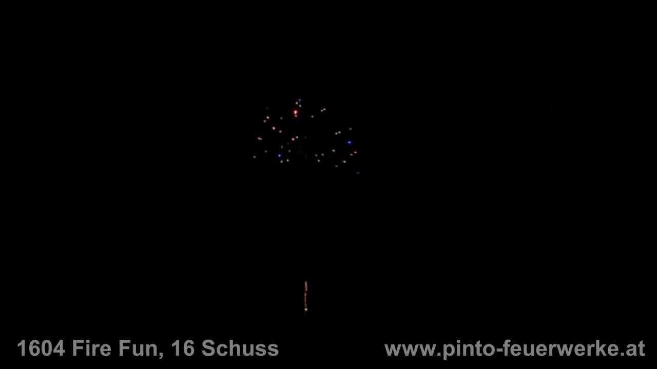1604 Fire Fun 16 Schuss - YouTube