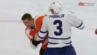 Овечкин, Кросби, Торнтон: Топ-10 боёв капитанов НХЛ