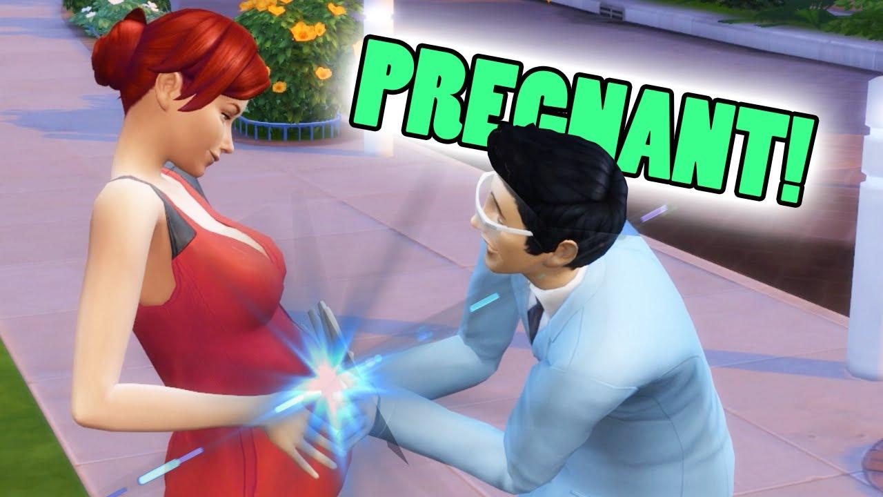 ALIEN BABY INBOUND - The Sims 4 - | 22 |