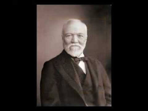 Andrew Carnegie, Napoleon Hill and Think and Grow Rich