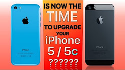 iPhone 5 / 5C did NOT get iOS 11. Is it time to upgrade?