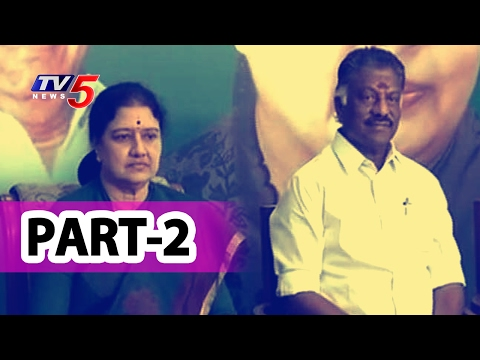 Is Sasikala Capable for Tamilnadu CM Post? | News Scan #2 | TV5 News