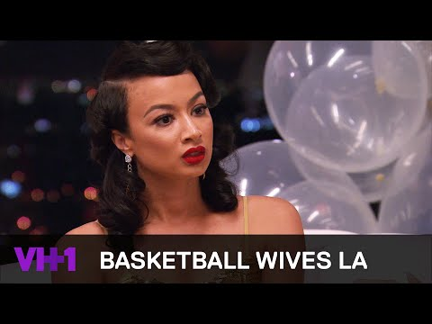 Basketball Wives LA | Brandi Maxiell To Draya Michele-Orlando: Youre Dead To Me | VH1