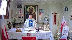 Messe en l'honneur de Notre Dame, Reine de Pologne  - Chapelle Mariale du Sacré-Coeur de Harnes
