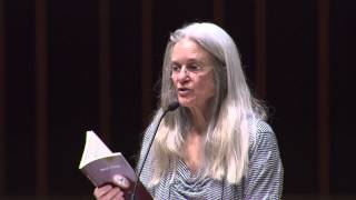 Poet Sharon Olds reads at Emory University