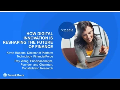 How Digital Innovation is Reshaping the Future of Finance
