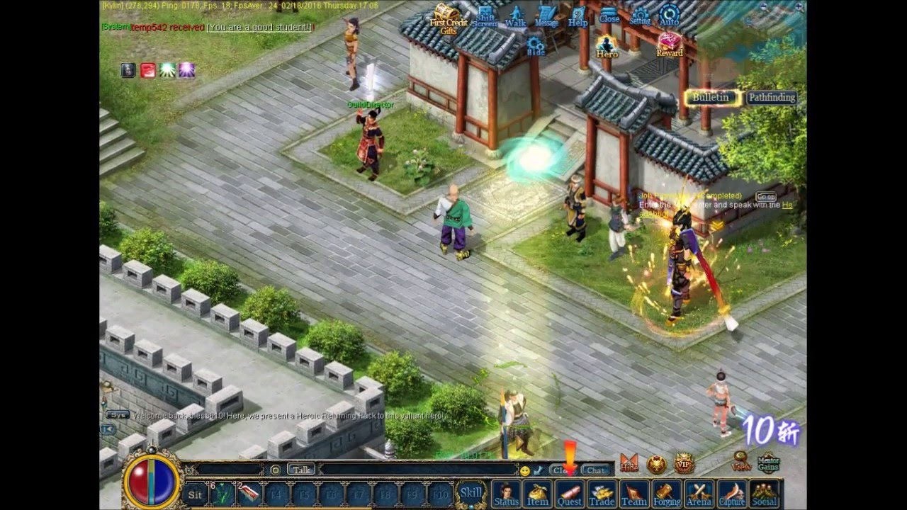 Conquer Online 3