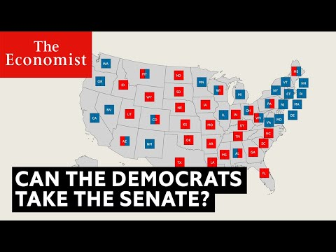 Election 2020: can the Democrats win the Senate? | The Economist