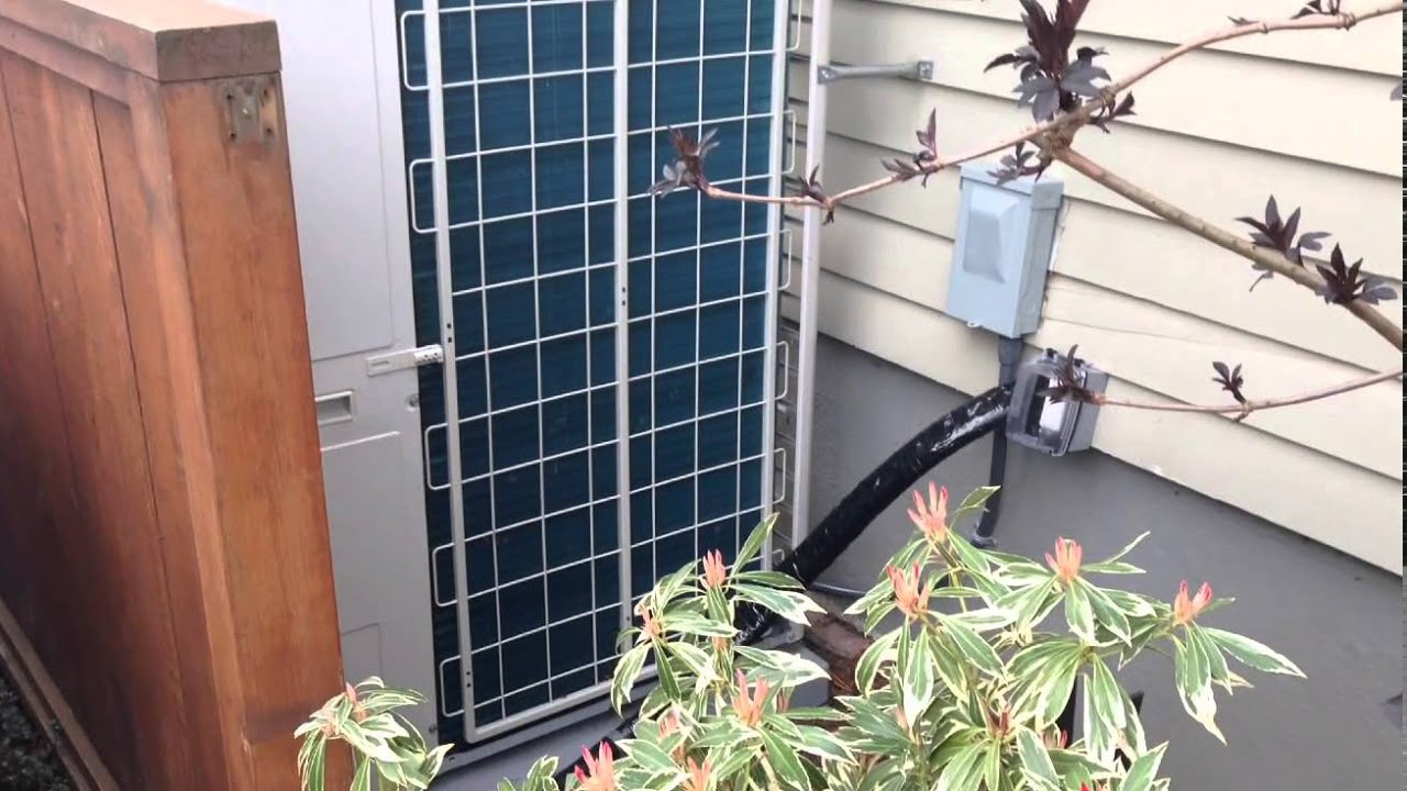 Daikin Ducted Inverter Heat Pump Rzq Ftq Youtube