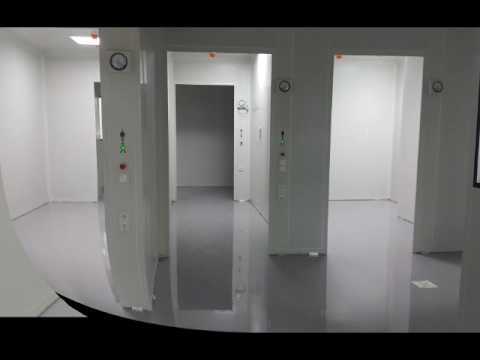 TEMİZ ODA (CLEAN ROOM) BRV EPOXY