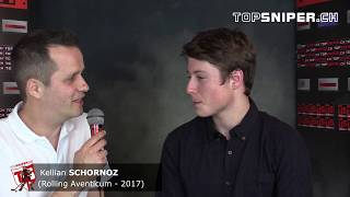 Awards 2017 : Interview Kellian Schornoz et Jonathan Rüttimann