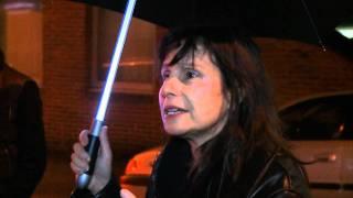 LightWalk with Leni Schwendinger Part 1 (London ARC Show 2011)