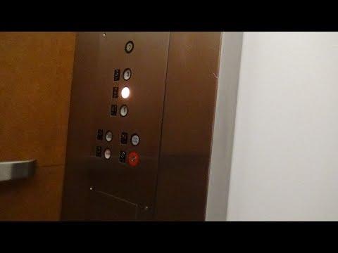 Modernized Otis Traction Elevator @ Macy's, Glendale Town Center, Indianapolis, Indiana