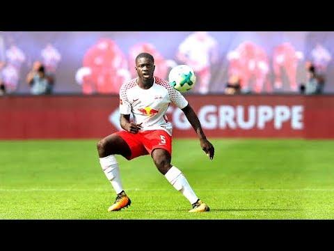 Dayot Upamecano 2018 - Amazing Defensive Skills & Goals