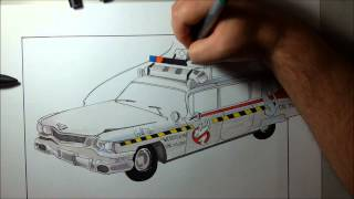 Speed paint! Ecto caça fantasmas 2