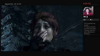 Renee Plays Rise of the Tomb Raider Part 2