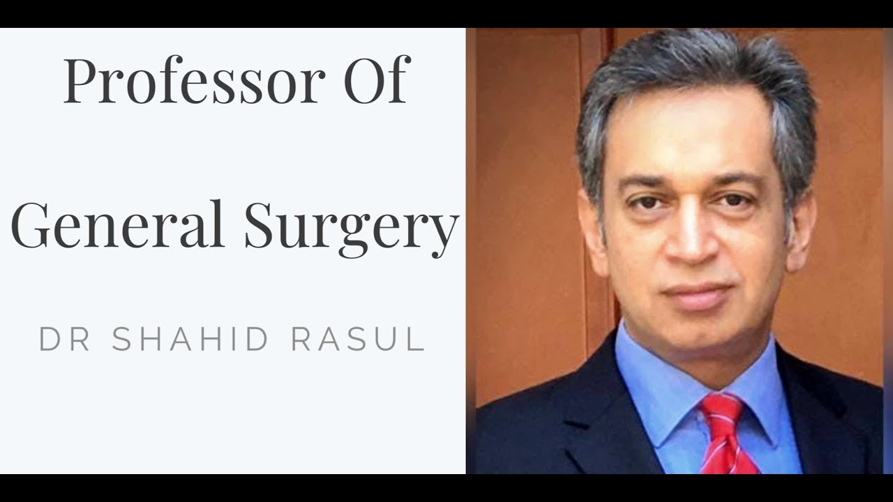 Conversation With Professor Of General Surgery | Dr Shahid Rasul | Mere Loog #Generalsurgery